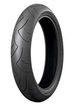 Picture of Bridgestone BT01F 120/70ZR17 Front