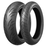 Picture of Bridgestone BT023 PAIR DEAL 120/70ZR17 190/50ZR17 *FREE*DELIVERY* SAVE $150
