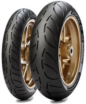 Picture of Metzeler Sportec M7RR PAIR DEAL 120/70ZR17 190/55ZR17 *FREE*DELIVERY* SAVE $80