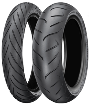 Picture of Dunlop Roadsmart II PAIR DEAL 120/70-17 + 180/55-17 *FREE*DELIVERY*