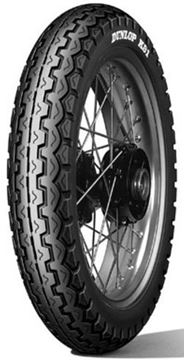 Picture of Dunlop TT100 GP 100/90-19 Universal