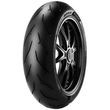 Picture of Pirelli Diablo Rosso Corsa 160/60ZR17 Rear *FREE*DELIVERY* SAVE $90