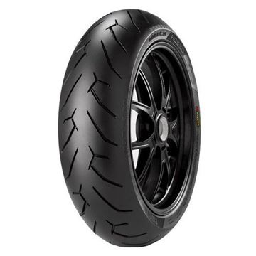 Picture of Pirelli Diablo Rosso II 240/45ZR17 Rear