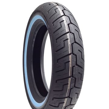 Picture of Dunlop D401 Medium White Wall 150/80B16 Rear