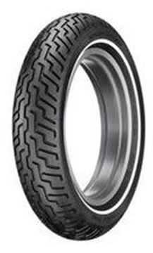 Picture of Dunlop D402F Single White Line MT90HB16 Front *FREE*DELIVERY* SAVE $50