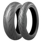Picture of Bridgestone S21 PAIR DEAL 110/70ZR17 150/60ZR17 *SAVE*$80*