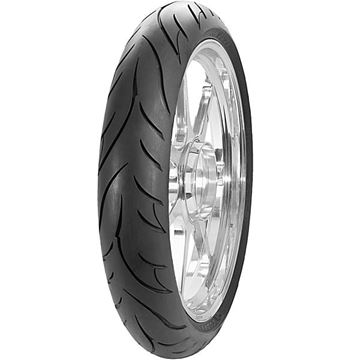 Picture of Avon Cobra AV71 140/75R17 Front