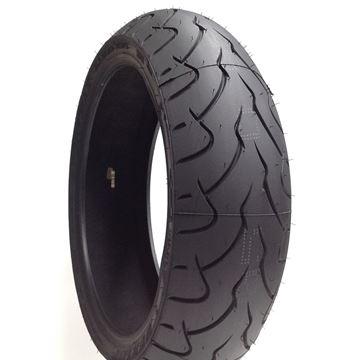 Picture of Dunlop D207 180/55ZR18 Rear