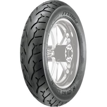 Picture of Pirelli Night Dragon 130/80B17 Front