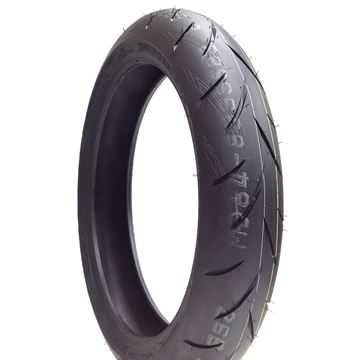 Picture of Bridgestone S21 120/70ZR17 Front *FREE*DELIVERY* SAVE $35
