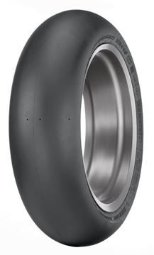 Picture of Dunlop KR449 190/55ZR17 Rear (8477 - Med+)