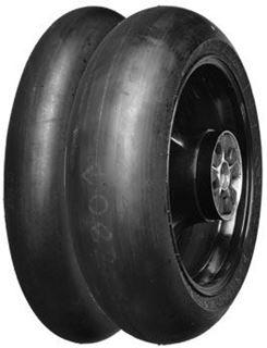 Picture of Dunlop KR448 / KR449 PAIR DEAL 120/70-17 (Med) + 190/55-17 (Med+)