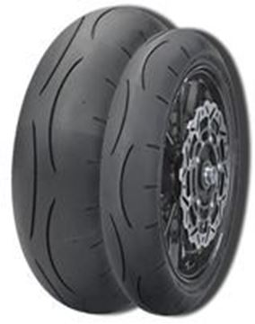 Picture of Dunlop GP-A Pro PAIR DEAL 120/70ZR17 (MED) 190/60-17 (MED) *FREE*DELIVERY* SAVE $245