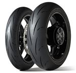 Picture of Dunlop D211 GP Racer PAIR DEAL 120/70ZR17 (M) 180/55ZR17 (M) *SAVE*$75*