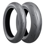 Picture of Bridgestone RS10R PAIR DEAL 120/70ZR17 + 180/55ZR17 *FREE*DELIVERY* SAVE $110