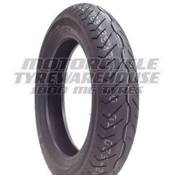 Picture of Bridgestone Battlecruise H50 130/90B16 (73H) Front