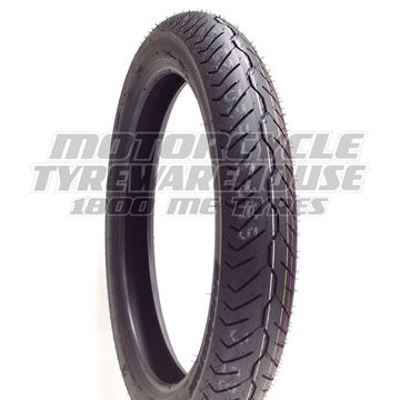 Picture of Bridgestone Battlecruise H50 100/90B19 Front