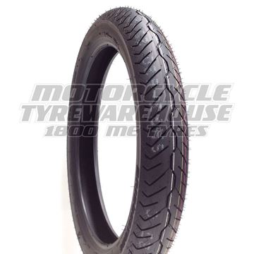 Picture of Bridgestone Battlecruise H50 120/70ZR18 Front