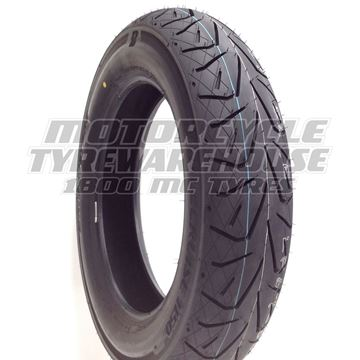 Picture of Bridgestone Battlecruise H50 140/90B16 Rear