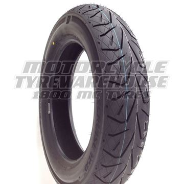 Picture of Bridgestone Battlecruise H50 150/80B16 Rear