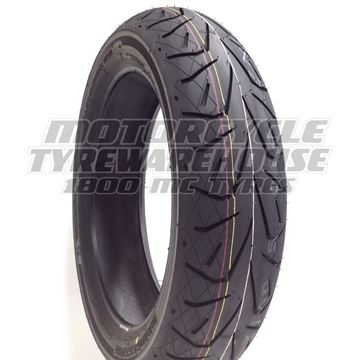 Picture of Bridgestone Battlecruise H50 160/70B17 Rear