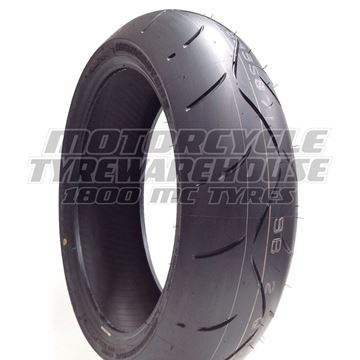 Picture of Bridgestone BT003R RS Racing 190/50ZR17 Rear *FREE*DELIVERY* SAVE $135