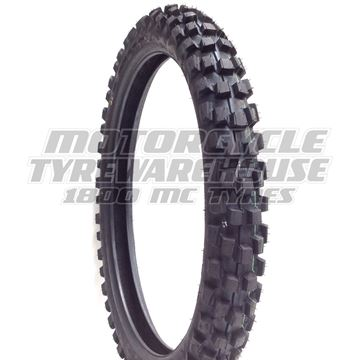 Picture of Dunlop D606F DOT Knobby 90/90-21 Front