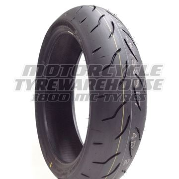 Picture of Bridgestone BT016 PRO 180/55ZR17 Rear FREE DELIVERY