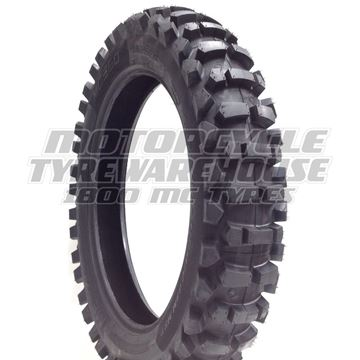 Picture of Metzeler MC360 Mid Soft 120/100-18 Rear