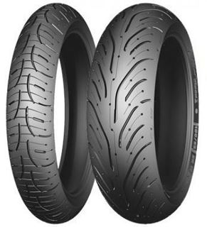 Picture of Michelin Pilot Road 4 PAIR DEAL 120/70ZR17 180/55ZR17 *FREE*DELIVERY* SAVE $165