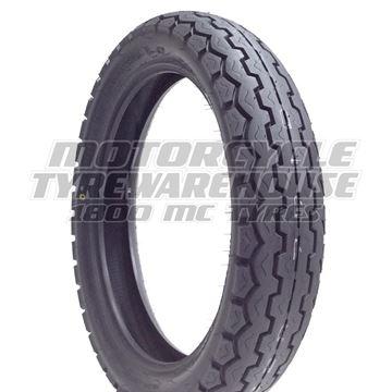 Picture of Dunlop TT100 GP 130/80-18 Universal