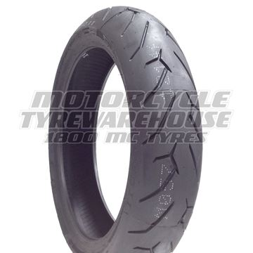 Picture of Pirelli Diablo Rosso II 150/60R17 Rear (66H)