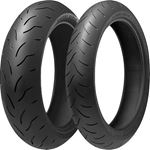 Picture of Bridgestone BT016 PRO PAIR DEAL 120/70ZR17 180/55ZR17 *FREE*DELIVERY* SAVE $155
