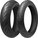 Picture of Bridgestone BT016 PRO PAIR DEAL 120/70ZR17 180/55ZR17 *FREE*DELIVERY* SAVE $155