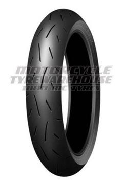 Picture of Dunlop Alpha 14H 120/60R17 Front