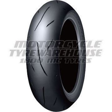 Picture of Dunlop Alpha 14Z 180/55ZR17 Rear