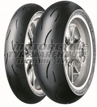 Picture of Dunlop D212 GP Racer PAIR DEAL 120/70ZR17 (M) 180/55ZR17 (M) *SAVE*$75*