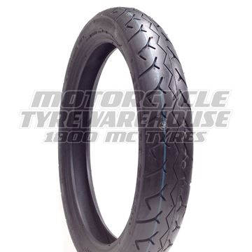 Picture of Bridgestone Exedra G701F 100/90-19 Front *FREE*DELIVERY* SAVE $105