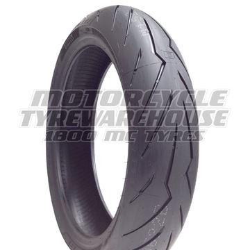 Picture of Pirelli Diablo Rosso III 150/60ZR17 Rear