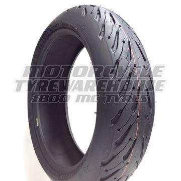 Picture of Michelin Road 5 190/50ZR17 Rear