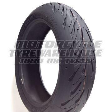 Picture of Michelin Road 5 190/55ZR17 Rear
