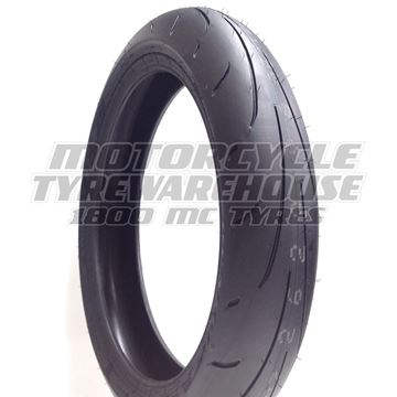 Picture of Dunlop Q3+ 120/70ZR17 Front
