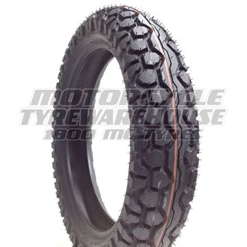 Picture of Bridgestone TW22A 130/80-17 Rear