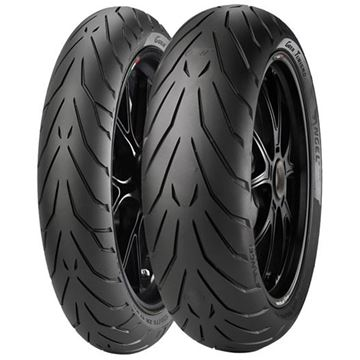Picture of Pirelli Angel ST PAIR DEAL 120/60-17 + 160/60-17 *FREE*DELIVERY*