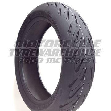 Picture of Michelin Road 5 180/55ZR17 Rear