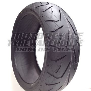 Picture of Bridgestone Battlecruise H50 240/40R18 Rear