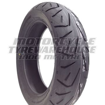 Picture of Bridgestone Battlecruise H50 180/65B16 Rear