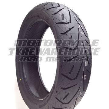 Picture of Bridgestone Battlecruise H50 180/60B17 Rear