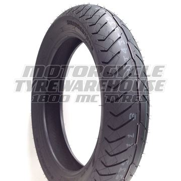 Picture of Bridgestone Battlecruise H50 140/75R17 Front
