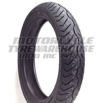 Picture of Bridgestone Battlecruise H50 130/70B18 Front